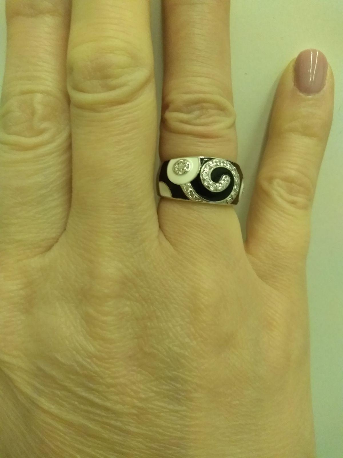 Эффектное кольцо!