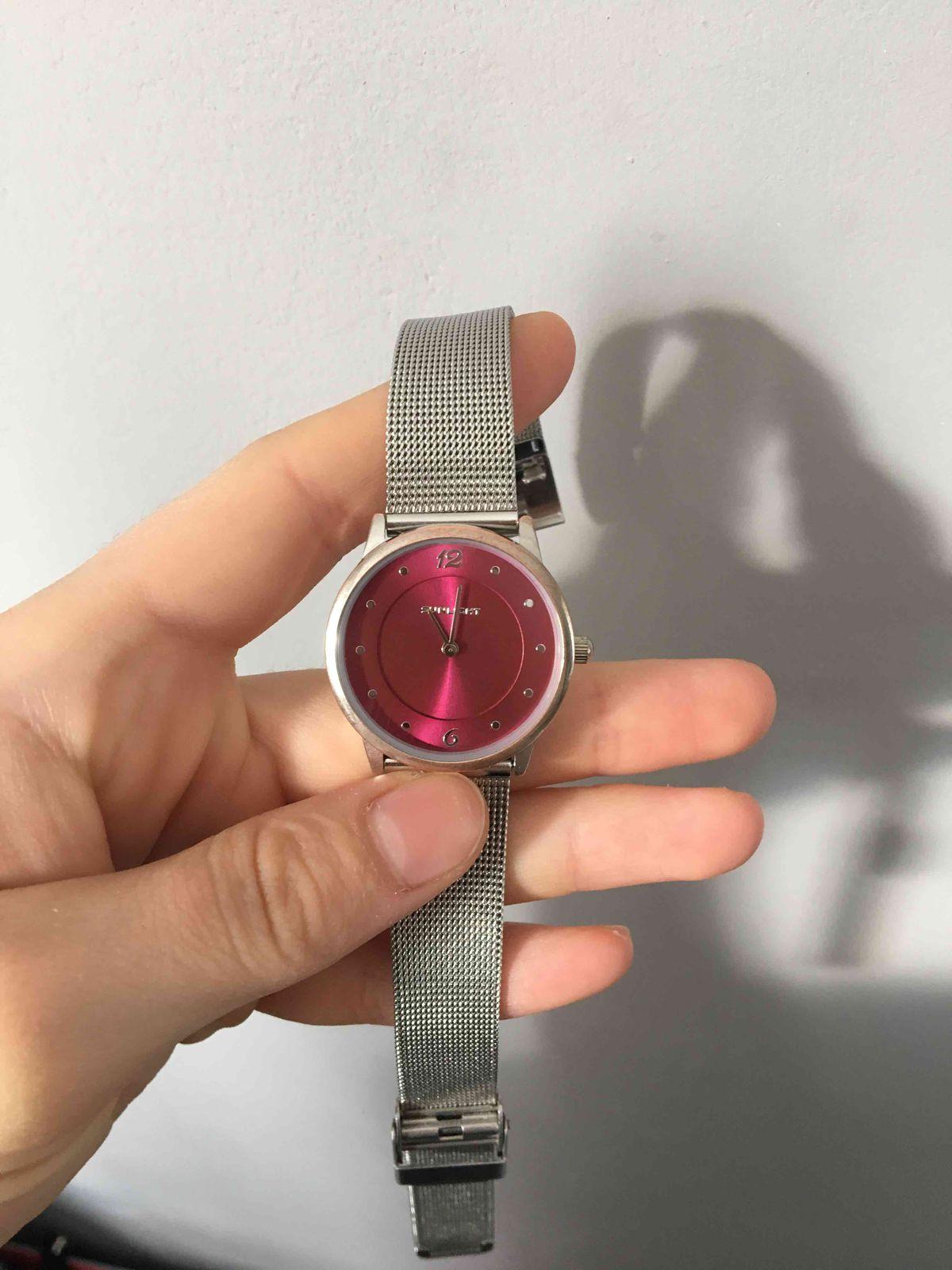 Модные часы на миланском браслете!