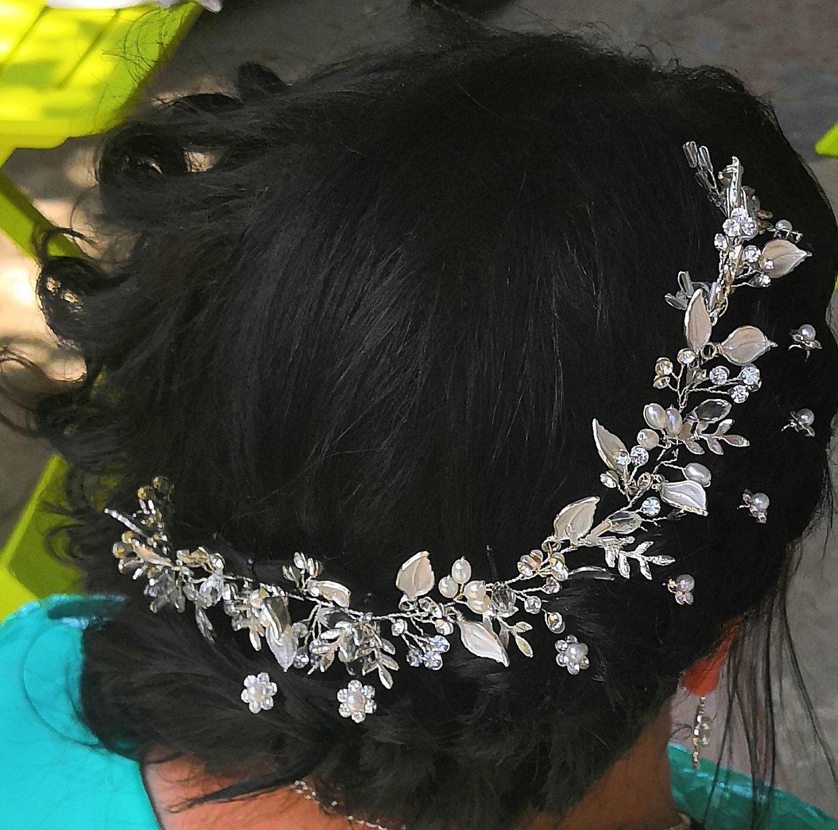 Прекрасное украшение для волос!