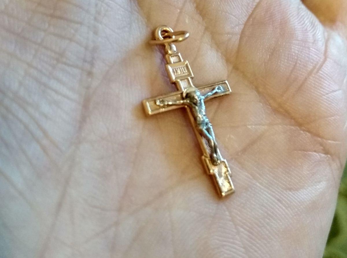 Идеальный крест