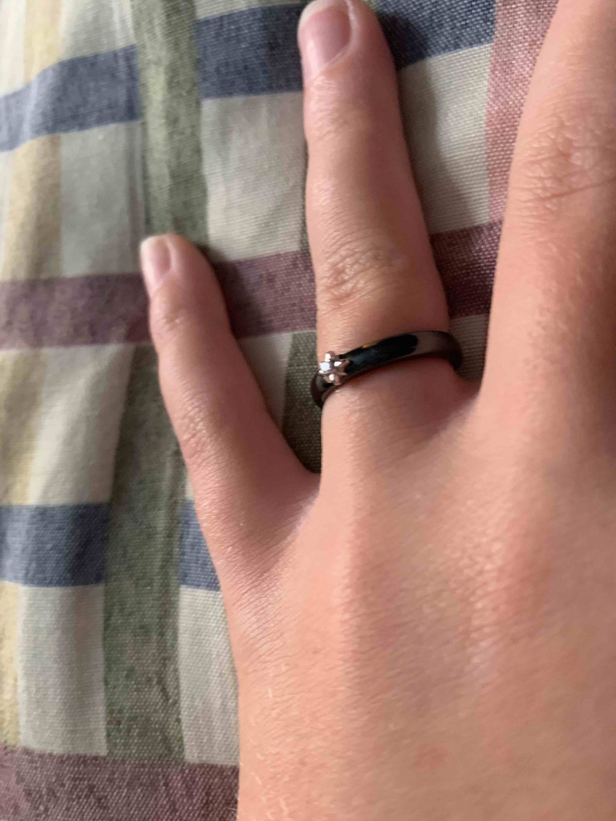 Кольцо в санлайт