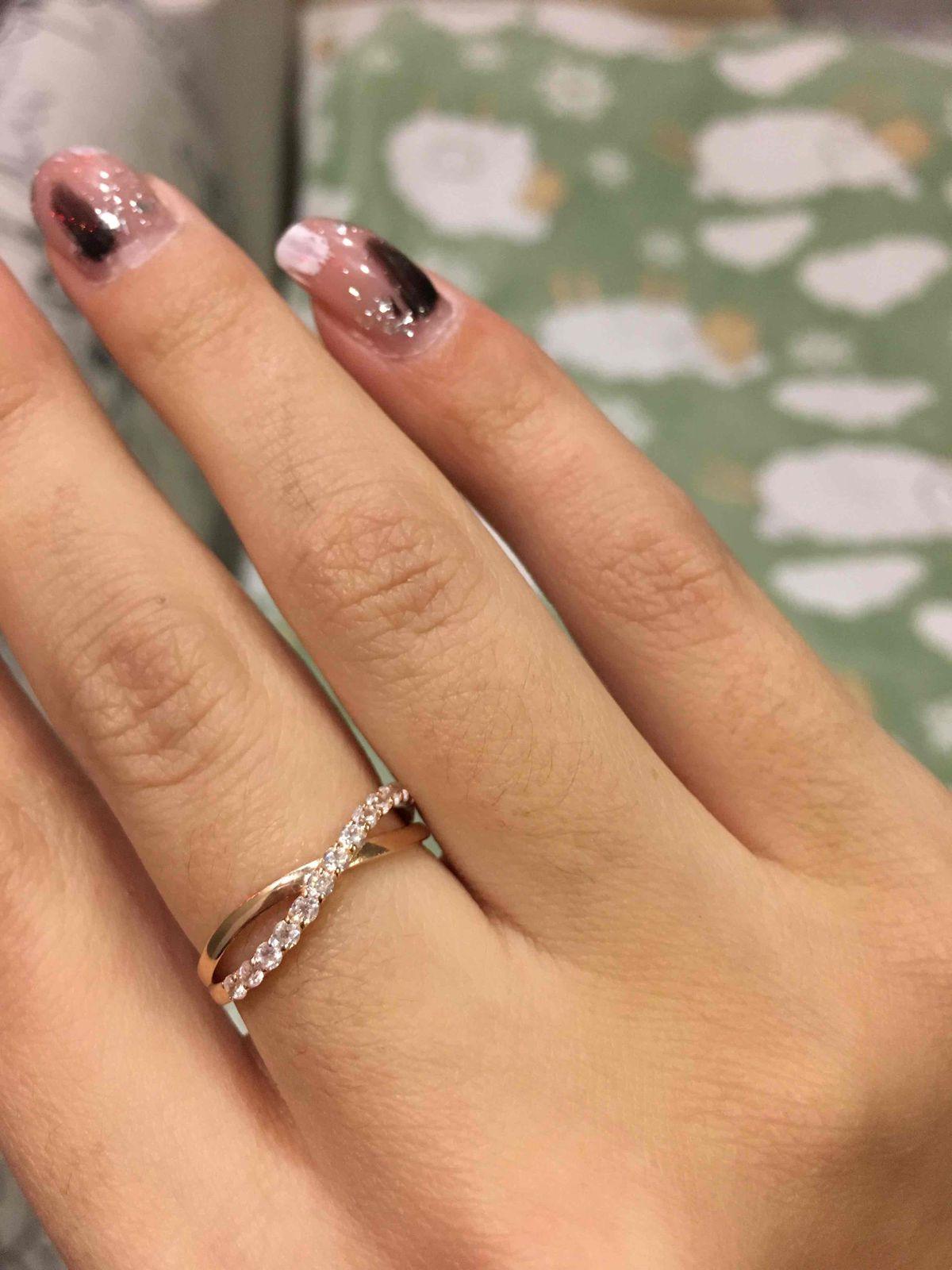 Нежное , невероятное кольцо!