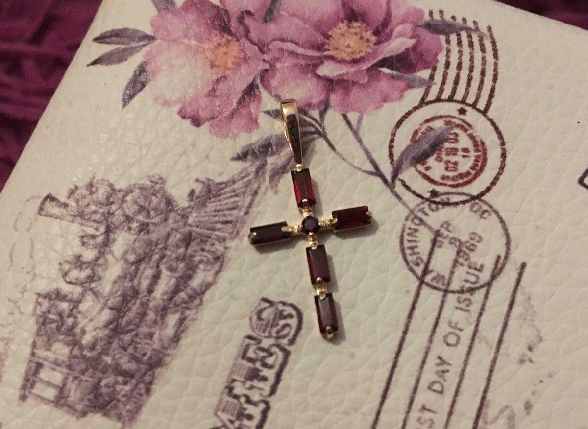 Милый крестик