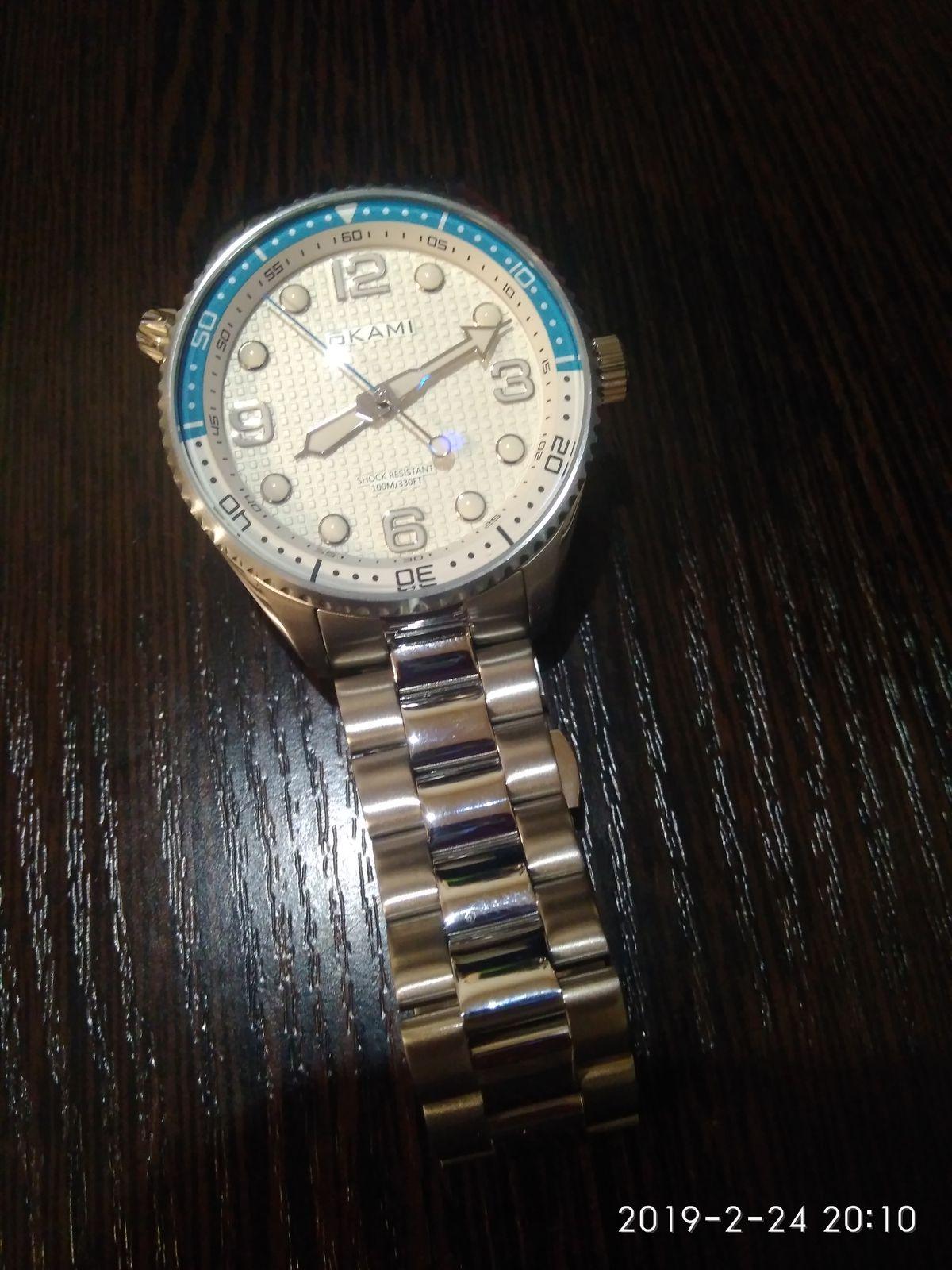 Симпатичные часы)