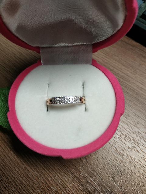 Заменила себе обручальное кольцо