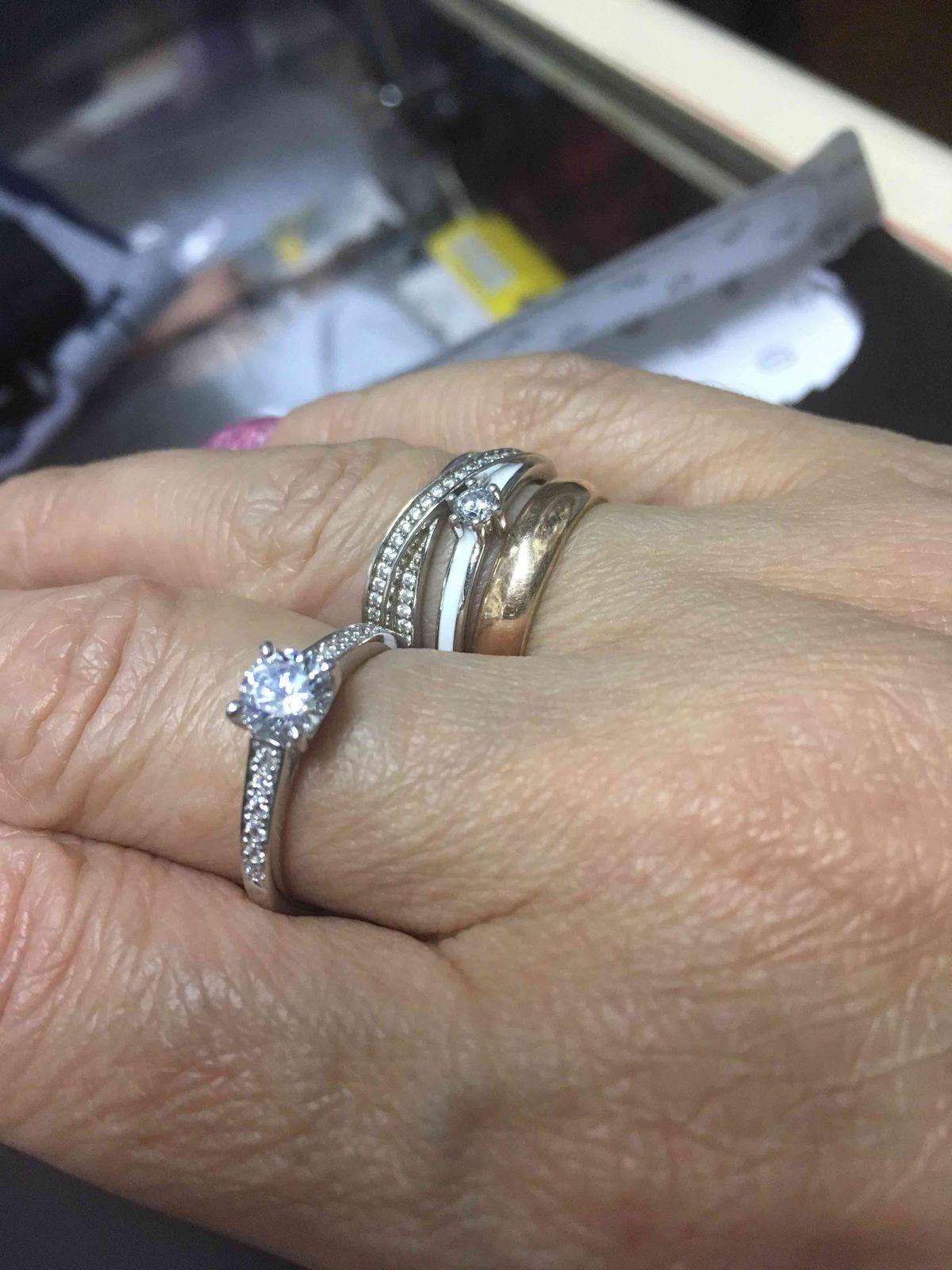Чудесное кольцо!💍
