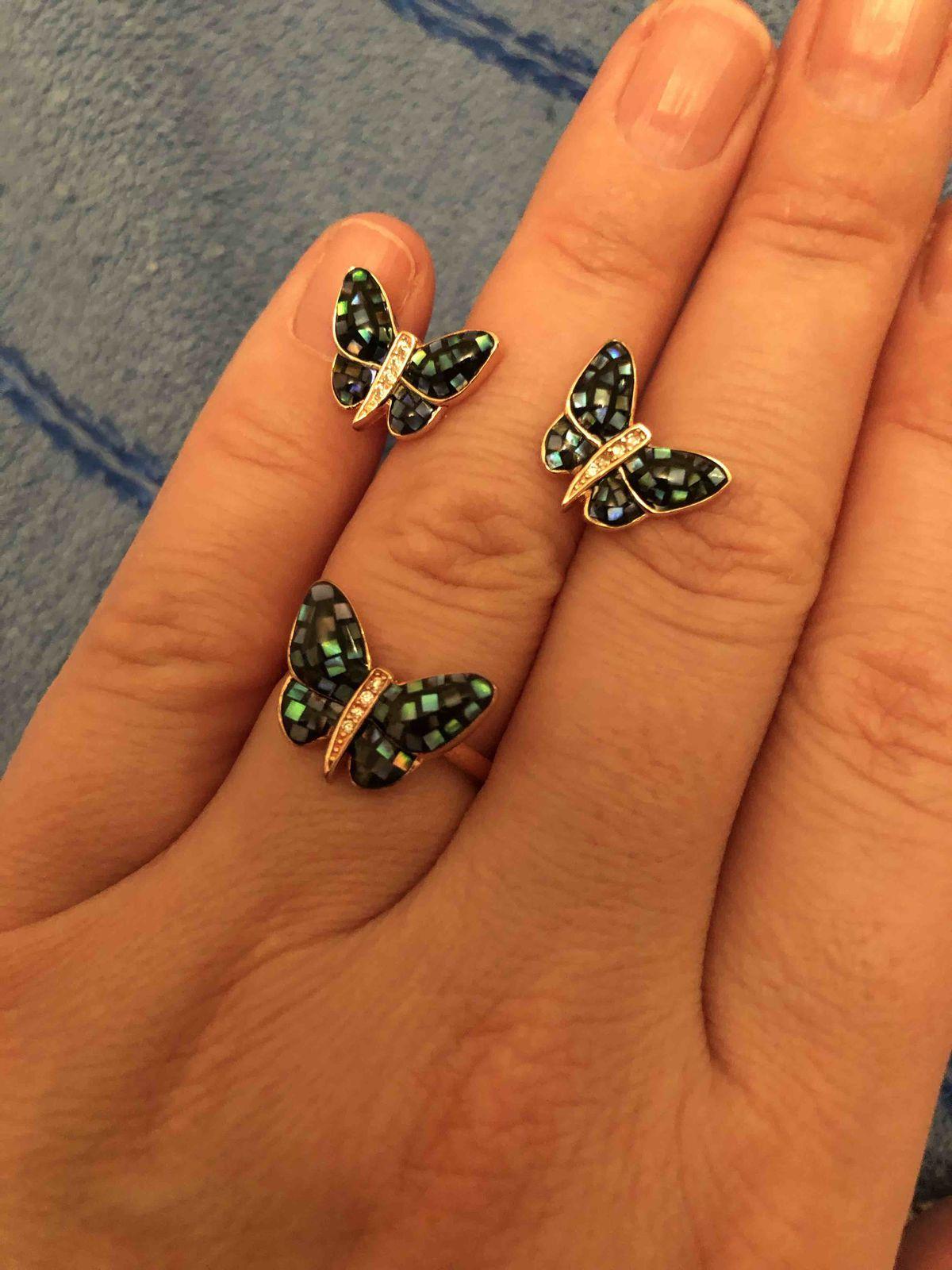 Чудесные яркие бабочки