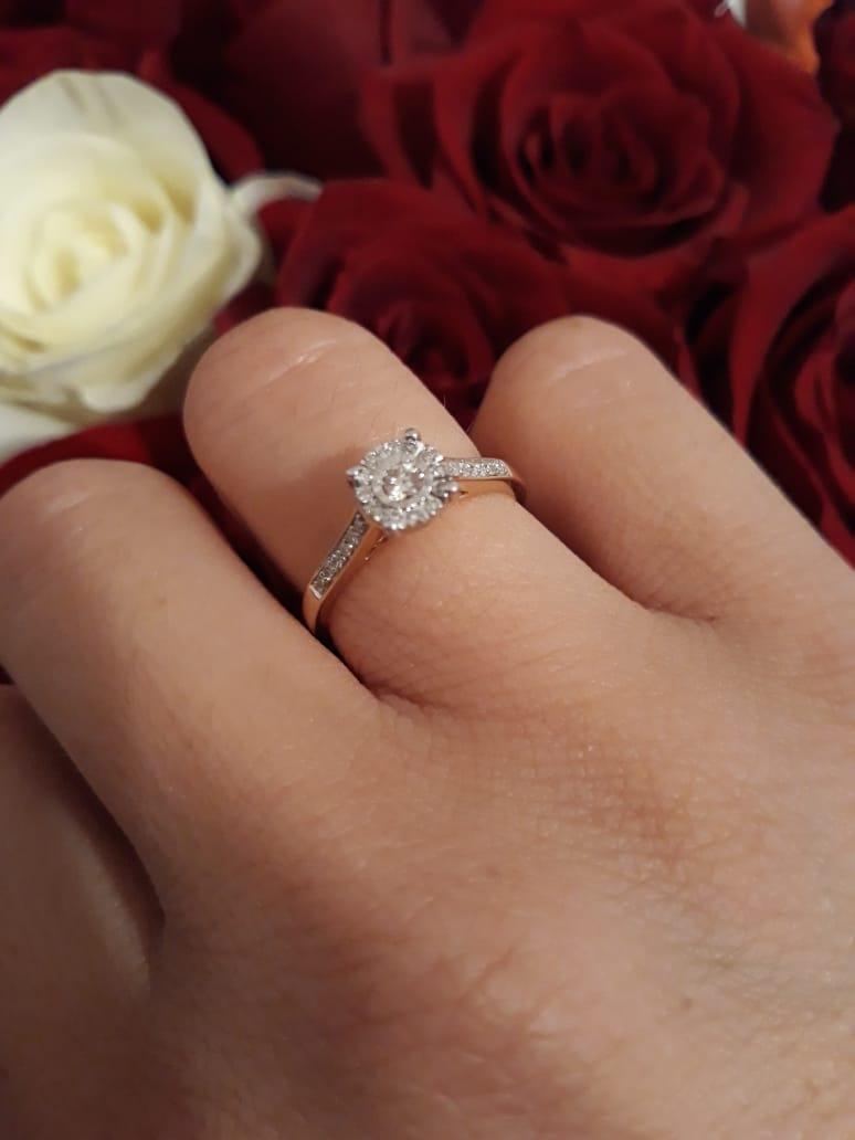 Кольцо для любимой!!!