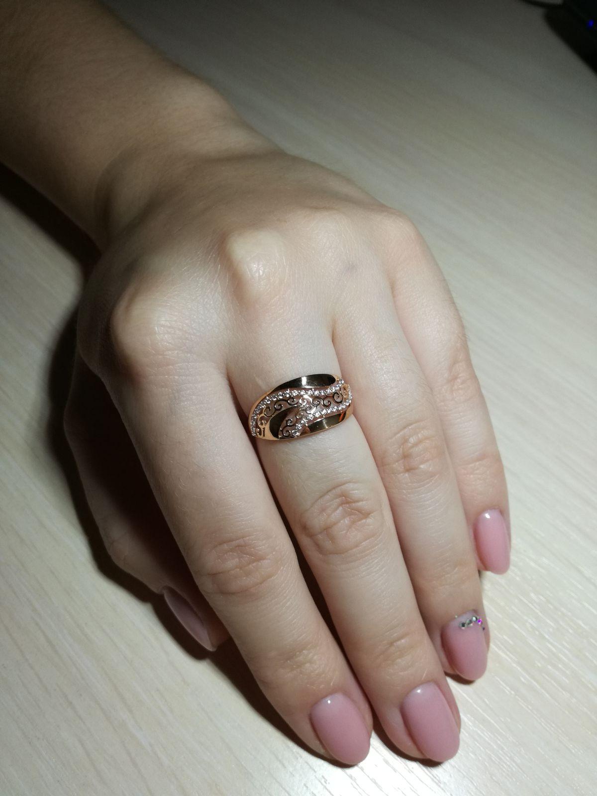 Отличное кольцо по приятной цене
