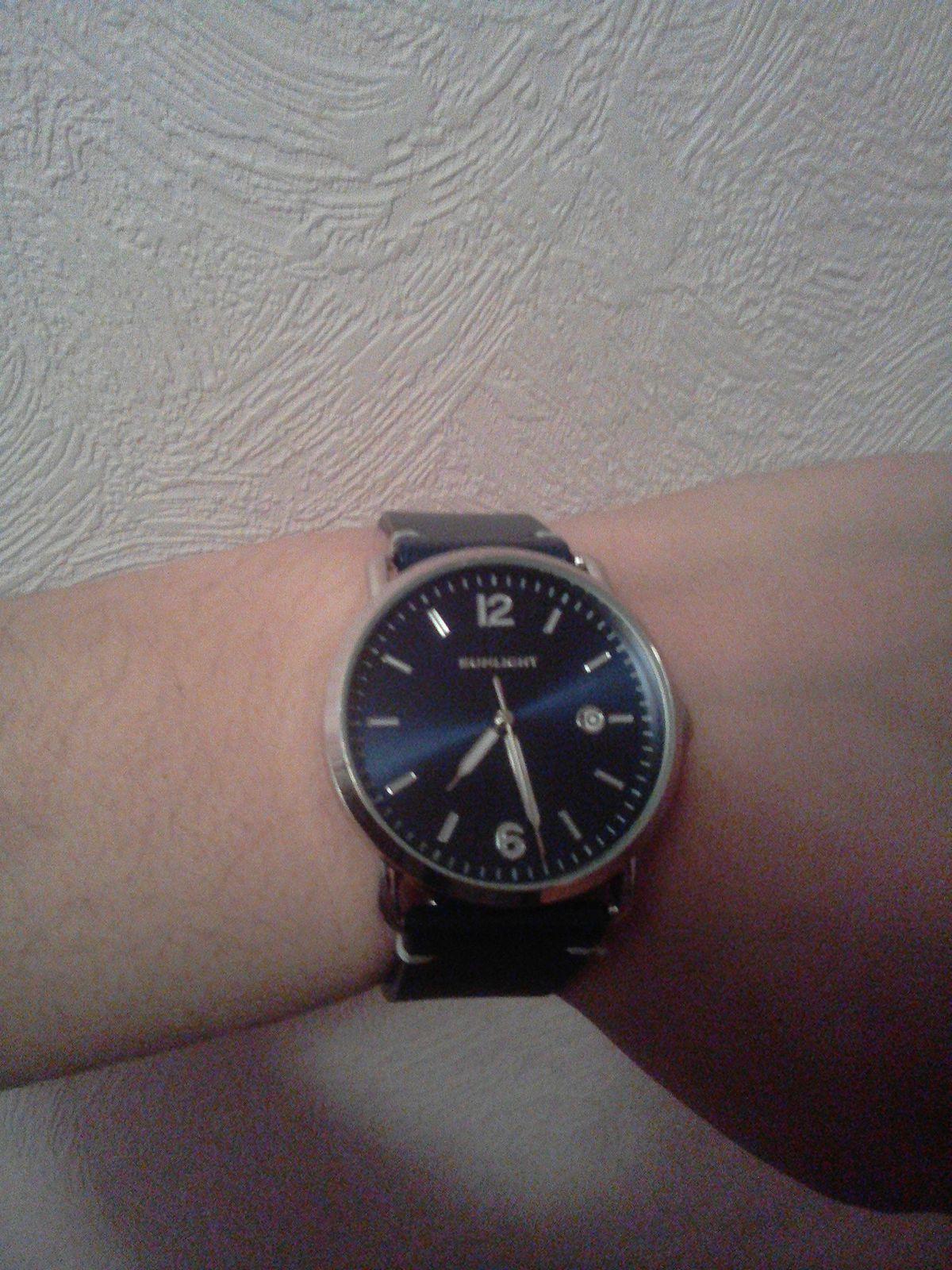 Крутые часы! Очень удобные